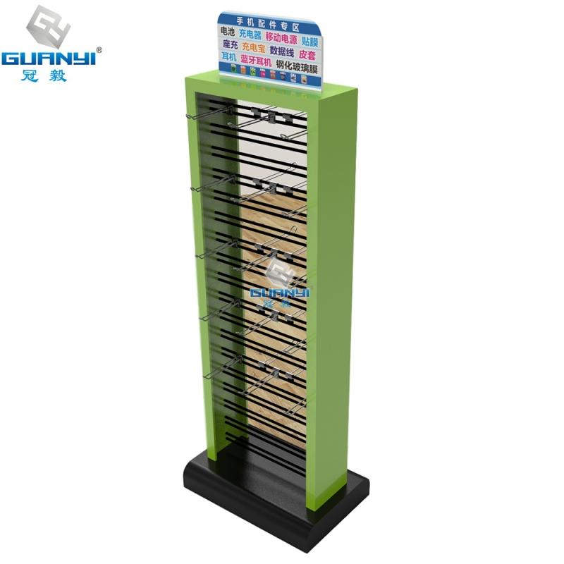 北京手机配件展示架